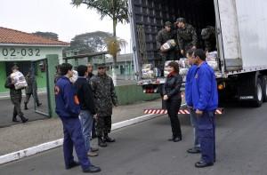 Rio Claro destina mais de 4 toneladas de alimentos para Alagoas e Pernambuco