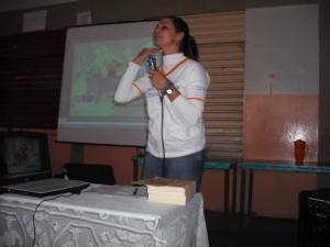 Defesa Civil e Zoonoses fazem palestras na Escola José Cardoso