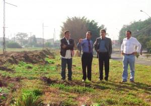 Prefeitura abrirá passagens na antiga linha férrea