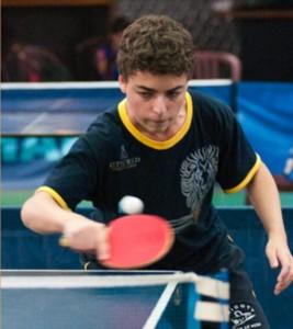 Terceiro colocado na Liga Paulista, tênis de mesa da prefeitura intensifica treinos