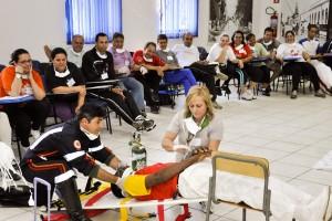Rio Claro treina profissionais que trabalharão no Samu