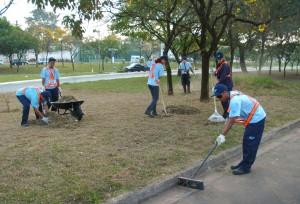 Serviços de manutenção prosseguem em várias frentes no município