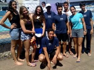 Natação de RC conquista 4 medalhas em torneio regional de natação