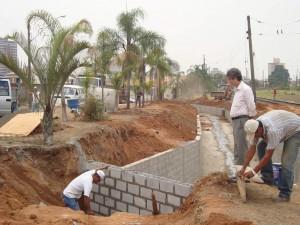 Prefeitura conclui nos próximos dias obras de drenagem na rua zero