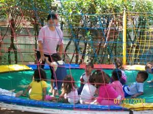 Mês da Criança é destaque na escola Pastor Nephtali