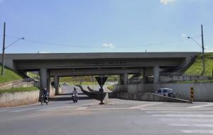 Iniciado túnel que aumentará vazão de água sob a rodovia Washington Luis