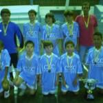 Reybol Colegio SOE - Campeão cat. 98