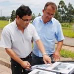 Projeto prevê a construção de reservatório elevado de água para atender os moradores dos bairros Jd. Novo Wenzel, Bonsucesso e região