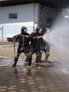 RC sedia curso para capacitação de agentes de Defesa Civil