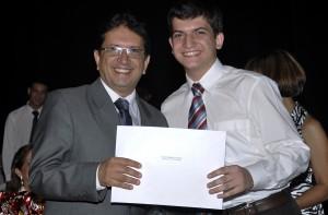 Senai Rio Claro diploma mais de 100 profissionais