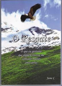 """Livro """"O Resgate"""" será lançado sábado no Casarão da Cultura"""