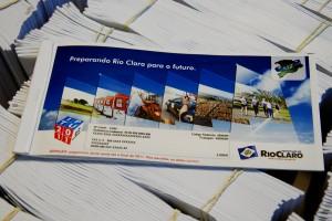 Começa a distribuição dos carnês do IPTU 2011