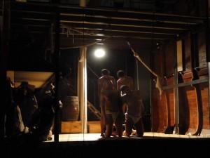 Meninos dançam Navio Negreiro, de Castro Alves