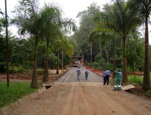 Prefeitura conclui obra na ponte do Córrego Lavapés