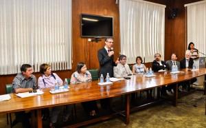 Secretário Zaia elogia política de desenvolvimento da prefeitura