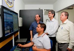 Primeira câmera de monitoramento eletrônico é instalada em Rio Claro