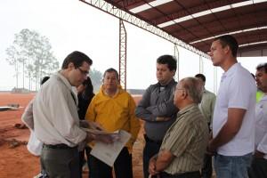 Prefeitura e Centrovias articulam abertura do acesso ao Bairro Fazendinha