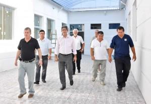 Construção do Centro Operacional da GM entra em fase final