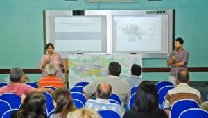 Plano Diretor será apresentado nos Distritos