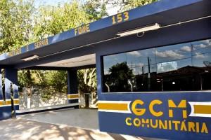 Prefeitura inaugura base da GM no Distrito da Assistência