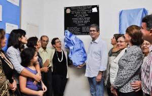 Antonio Gilberto Fonseca é homenageado na USF de Ajapi