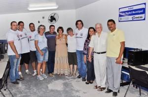 Fundação Ulysses entrega 12º posto de inclusão digital