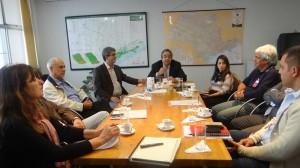 Altimari busca novos investimentos para a Floresta Estadual