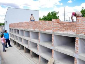 Cemitério de Rio Claro amplia área para baixa renda