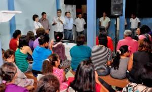 Prefeito se reúne com moradores do Nova Rio Claro