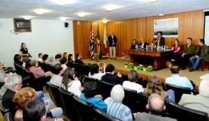Diretor da Sepladema é homenageado em São Paulo