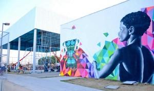 Ministra Marta Suplicy inaugura Centro de Artes e Esportes Unificado de Rio Claro