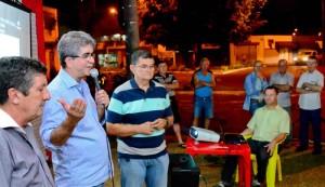 Moradores aprovam mudanças na rotatória da Rua 6-A com a Felício