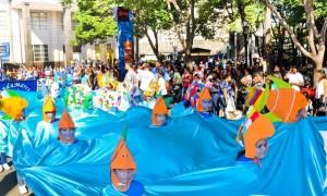 Desfile na nesta 4ª-feira marca os 188 anos de Rio Claro
