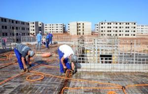 Obras de apartamentos na zona Sul de Rio Claro têm trabalhadores do Piauí