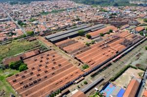 Ministério dos Transportes quer retirar oficinas ferroviárias do centro de Rio Claro