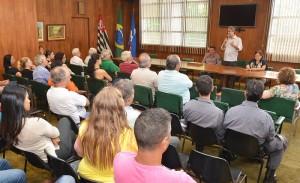 Prefeito empossa Conselho Municipal de Meio Ambiente
