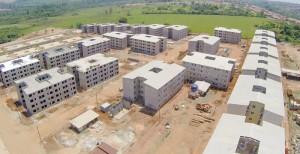 Construção de 2.100 moradias já muda paisagem da região sul de Rio Claro