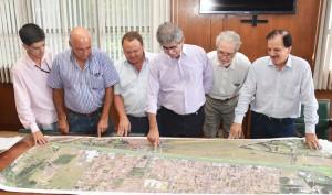 Projeto da marginal da SP-127 evolui com contribuição da prefeitura