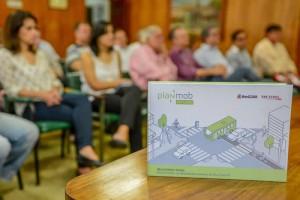 Prefeito Du Altimari recebe Plano de Mobilidade Urbana de Rio Claro