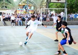 Treze escolas de RC participam da Olimpíada Ambiental