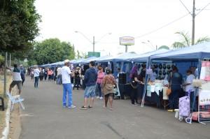 Neste sábado tem Feira de Economia Solidária no Recinto Feiral de Rio Claro