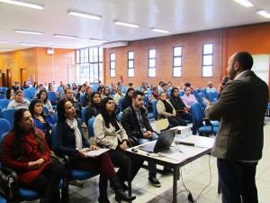 Usuários do Programa de Capacitação para o Trabalho participam de reunião semestral