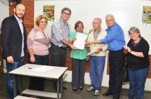 Círculo Rio-clarense de Orquidófilos recebe área para sede própria