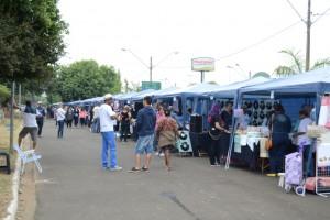 Recinto Feiral volta neste sábado com mais de 100 empreendedores