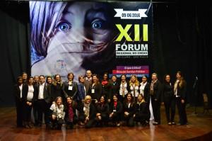 Fórum Regional do Creas debate ética e violência em Rio Claro