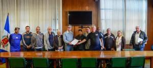 Prefeitura cede distrital do Jardim Panorama para o clube do bairro