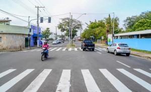 Semáforos na região do NAM entram em operação