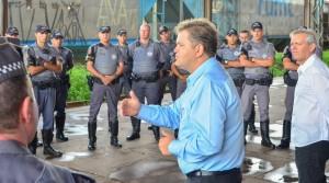 Rio Claro recebe reforço policial