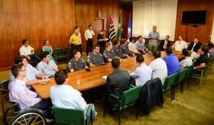 Prefeitura e Polícia Militar anunciam ações para melhorar a segurança no município