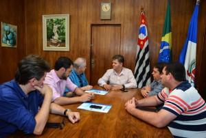 Em visita a Rio Claro, deputado Nelson Marquezelli recebe pedidos de apoio para o município